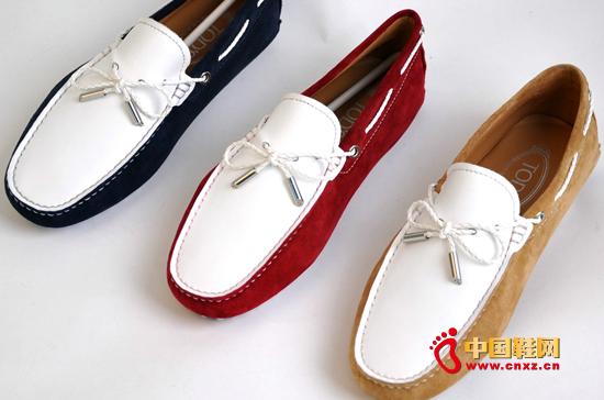品牌 鞋业 经典案例 纵览 国际 商品 企划/二、TOD'S豆豆鞋