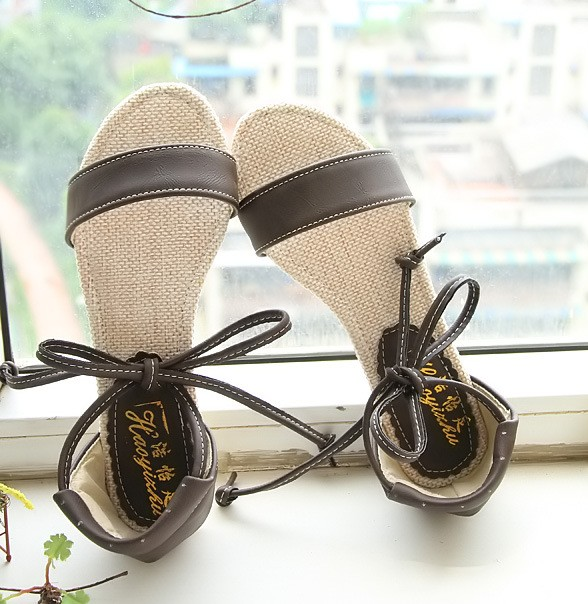 凉鞋批发 中跟鞋