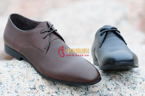 靡菲休闲皮鞋(2)