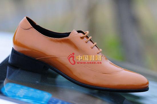 靡菲休闲皮鞋(3)