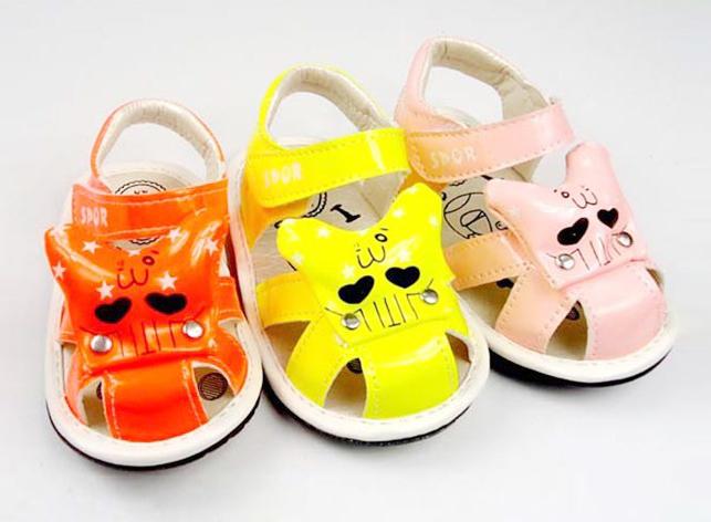 儿童脚长与鞋码