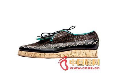 2014新款巴宝莉男鞋