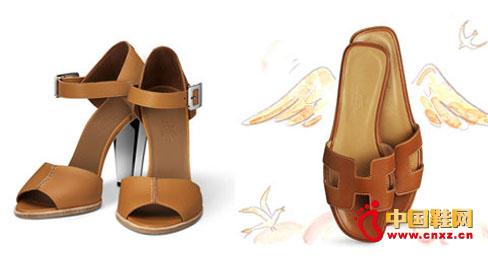 爱马仕2012春夏鞋履系列