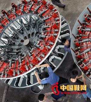晋江鞋机企业瞄准产品减噪新指标