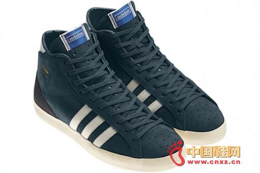 adidas Originals 2013春夏复古篮球鞋