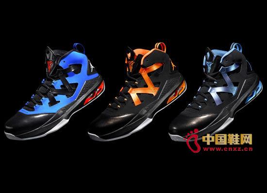 耐克推出全新JORDAN MELO M9 系列战靴