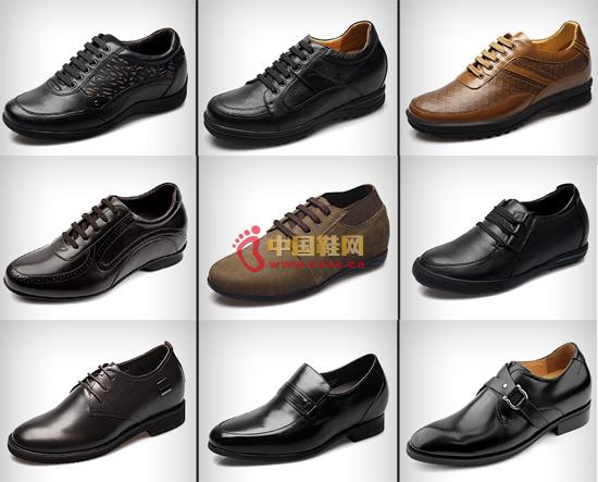 何金昌内增高鞋打造男色经济新时尚   【中国鞋网-品牌动态】爱美之心人皆有之,不论男女,衣、食、住、行,衣字当头。生活中人们总缺少不了一身时尚的鞋服搭配。作为时尚消费产业的一个分支,制鞋业向来都被称作是日不落的朝阳(专卖店)产业,这一点我们可以从目前国内的人口消费基数来看。当前,中国人口十四亿,庞大的人口基数本身早已组成了一个庞大的鞋类消费市场。而根据中国最新人口普查调查结果显示,中国男性人口数量占总人口的51.