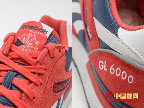 高端复古跑鞋gl6000