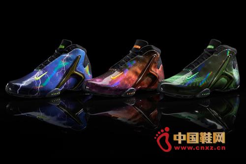 """uman"""" 系列篮球鞋"""